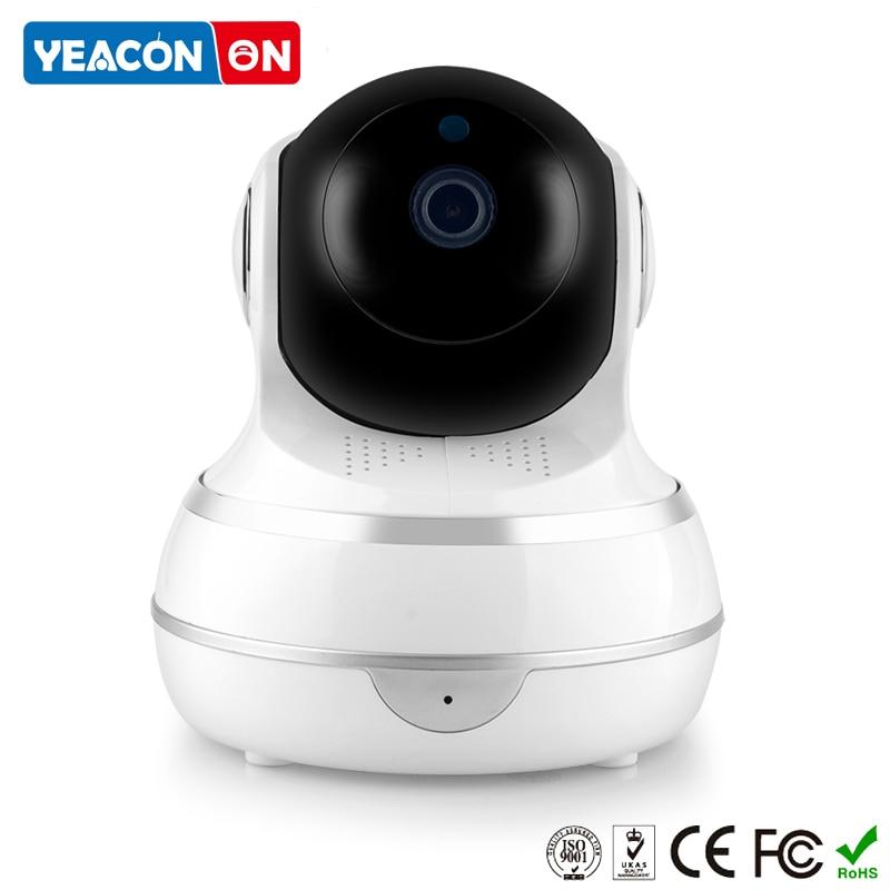 Cámara de seguridad Wifi cámara CCTV monitor de bebé cámara para mascotas WiFi cámara IP inalámbrica visión nocturna Vista Remota