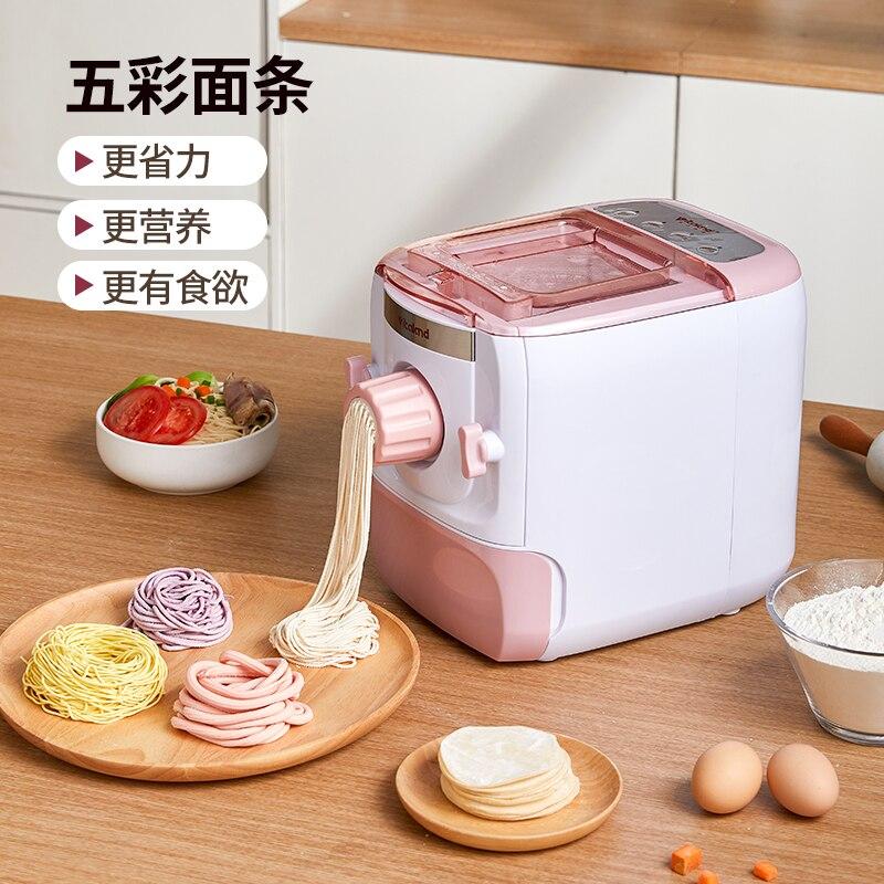Máquina Inteligente blanca para hacer Pasta, prensadora de Fabricante de fideos automática,...