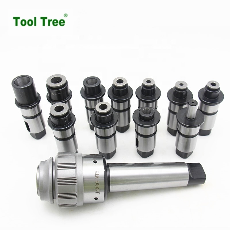 Tapping Collet Chuck with tapping collet set 11pcs CNC milling MT tapping collet chuck enlarge