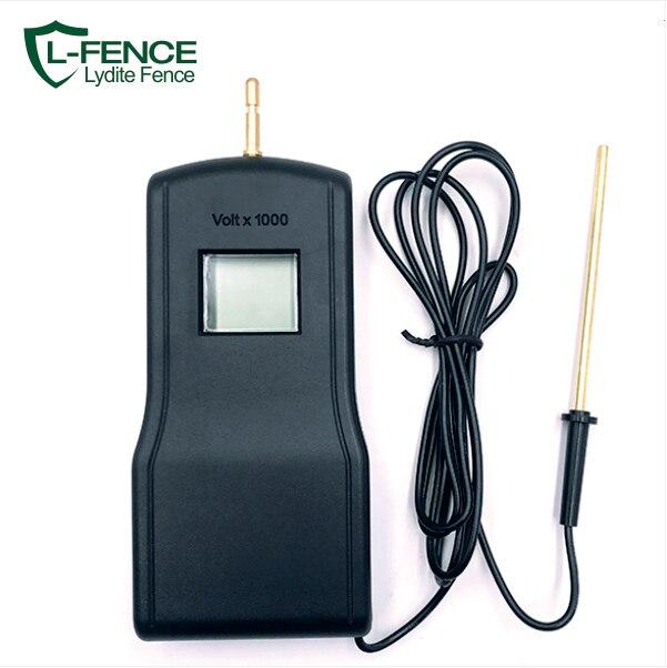 5 piezas DIGITAL valla voltaje probador para cercas eléctricas 15000KV