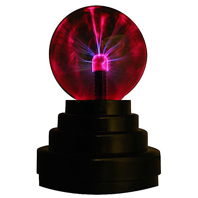 usb electrostatic magic ball anti-radiation plasma lamp lightning luminous ball decoration sensor sensor magic lamp