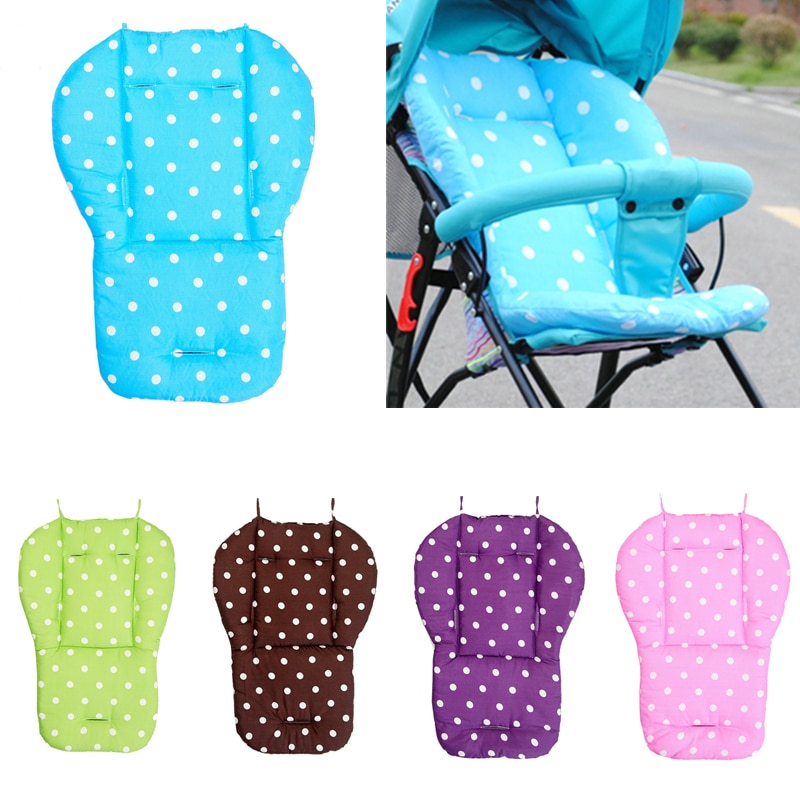 1Pcs Baby Stroller Seat Cushion Pushchair Pram Waterproof Padding Child Breathable Cart Pad Accessories