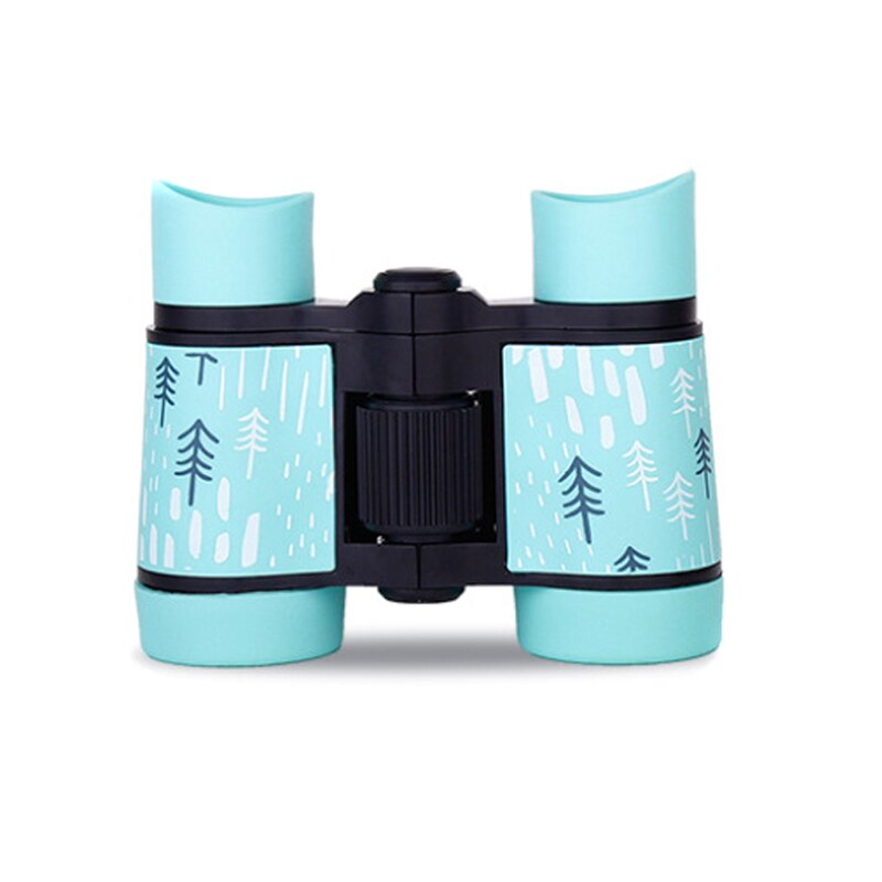 NEW Binoculars 4x30 Telescope Rubber Anti-skid Portable Gifts for Children Kids Outdoor