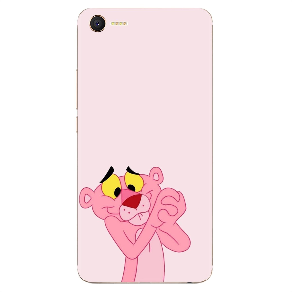 Funda de teléfono de silicona personalizada, papel tapiz de pantera rosa para Xiaomi Redmi 4A 7A S2 Note 8 3 3S 4 4X 5 Plus 6 7 6A Pro Pocophone F1