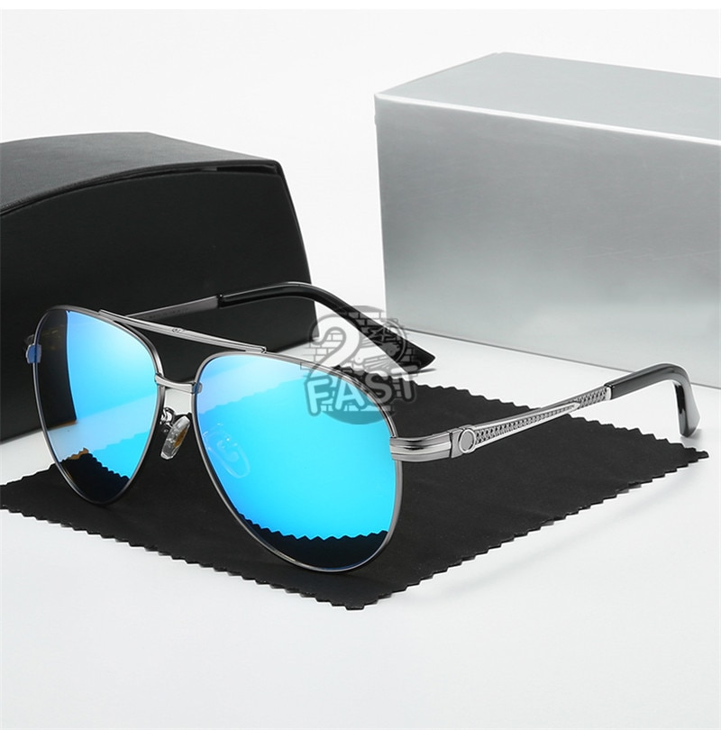 1X Sunglasses For Mercedes W205 W206 C200 W213 E300 W222 S400 W218 CLS Driving Glasses Unisex UV Pro