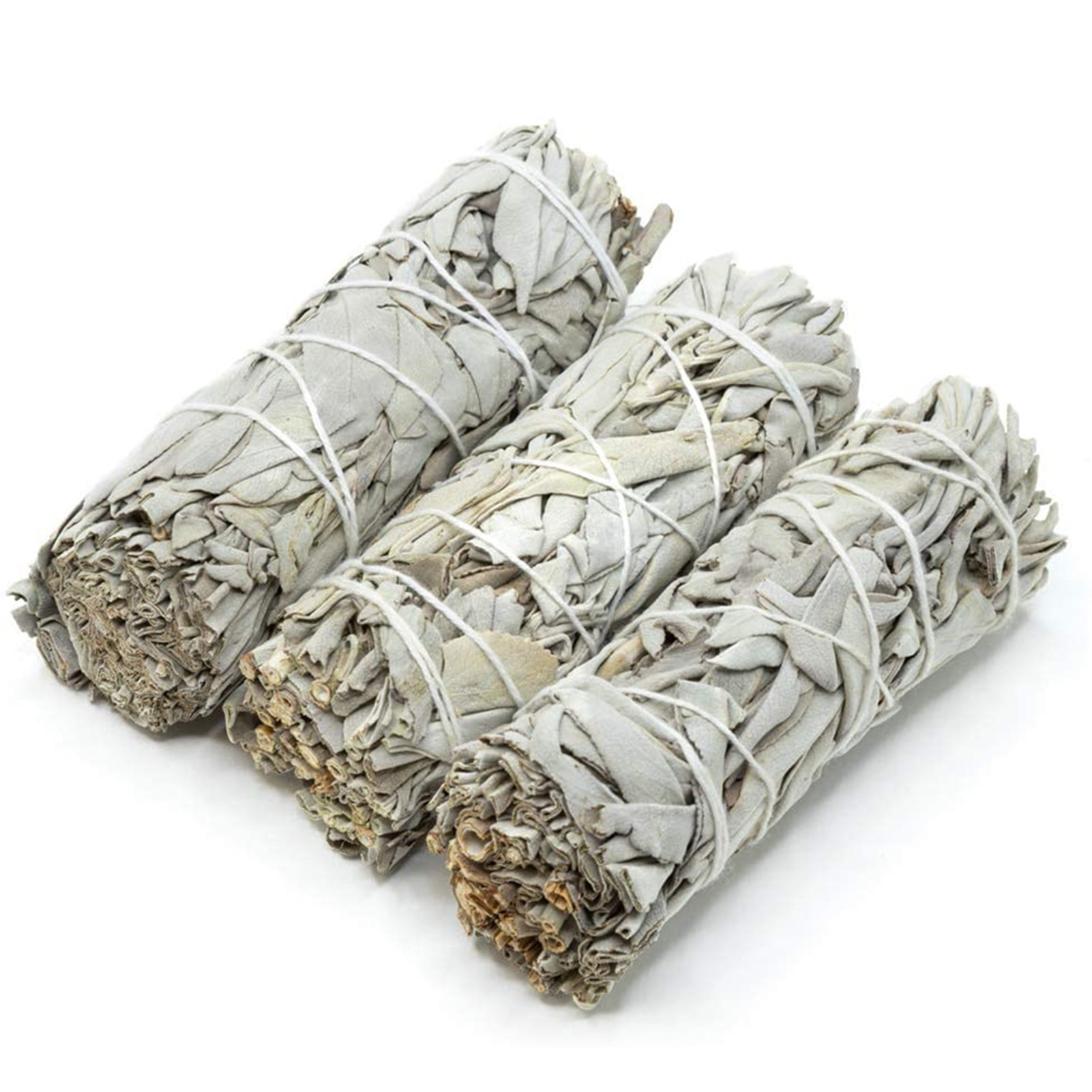 White Sage Bundles Sage Smudge Sticks For Home Smoking Cleansing Purification And Fragrance Healing