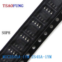 5Pieces MIC2545A-1YM 2545A-1YM SOP8 Integrated Circuits Electronic Components
