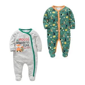 ropas para bebe baby boys winter clothes Animals cartoon baby girl romper ropa de bebe nino cotton infant girl jumpsuit overalls