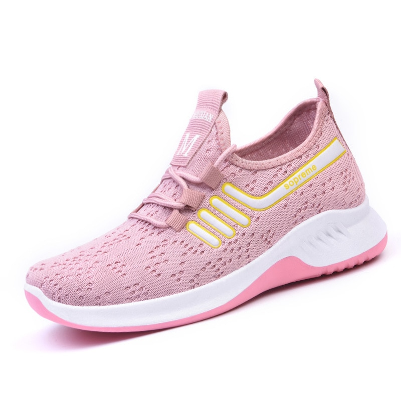 Zapatos De deporte Zapatillas De Mujer plataforma Zapatillas mujeres Zapatos casuales Tenis...