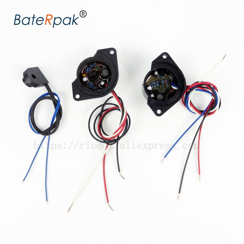 Baterpak 2/3/4 fio td sensor de peças semi automáticas da máquina de cintar, empacotando peças do sinal do controle da máquina, preço de 1 pces