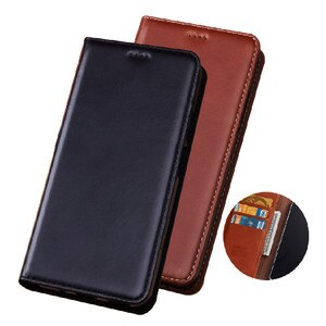 Luxury Genuine Leather Wallet Holster Cover Card Slot Holder Phone Case For Samsung Galaxy S8 Plus/Samsung Galaxy S8 Flip Cases
