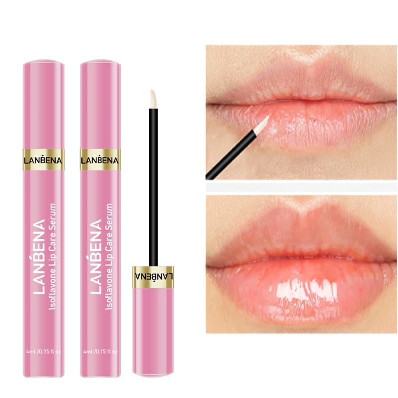 Lip Balm, Lip Essence, Lip Care, Increase Lip Elasticity, Reduce Fine Lines, Anti-aging, Plump Lips, Plump Lipstick Lip Balm недорого