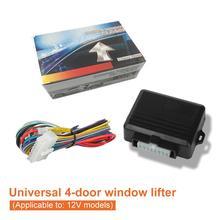 Universal Auto Fenster Rollen Oben Näher Für 4 Türen Auto Nähe Windows Ferne In Der Nähe Windows Modul Alarm System Dropshipping