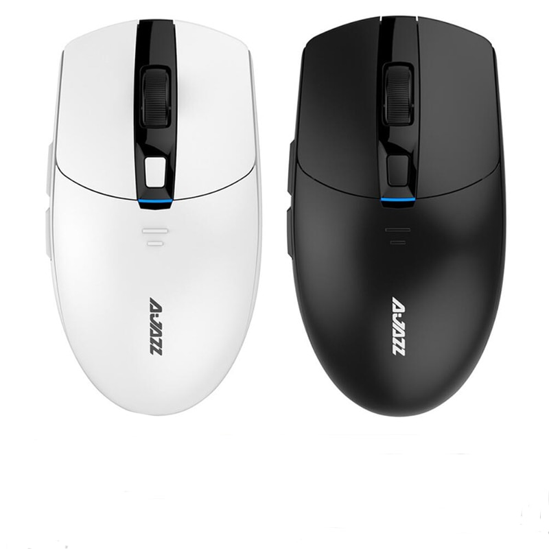 Ajazz i303Pro 2,4 Ghz Беспроводная игровая мышь 16000 dpi 8 кнопок легкая подсветка 6 цветов светодиодный беспроводной драйвер мыши