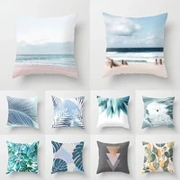 abstract printing series cushion cover nordic style polyester pillow cover decorative throw pillows couch christmas pillow case