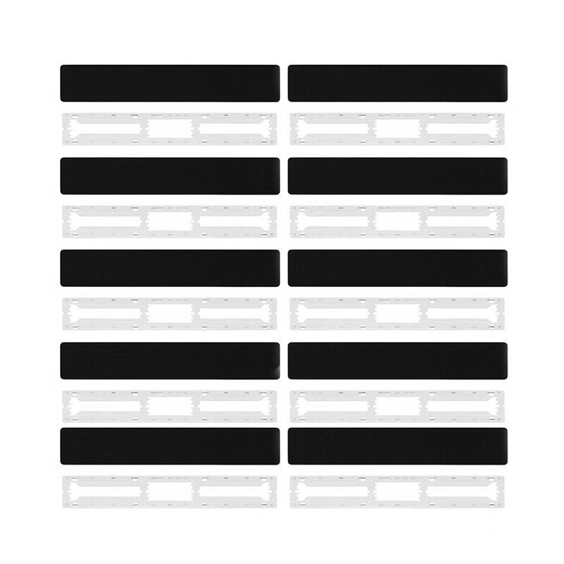 10 مجموعة/وحدة شريط الفضاء مفتاح غطاء مفاتيح Keycap ث/كليب ل ماك بوك برو الشبكية 13