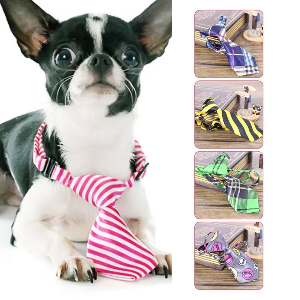Pajarita ajustable para perro y gato, corbata Formal Tuxed, disfraz de perro, gato, cachorro, Collar, Collar para mascota, accesorios de aseo