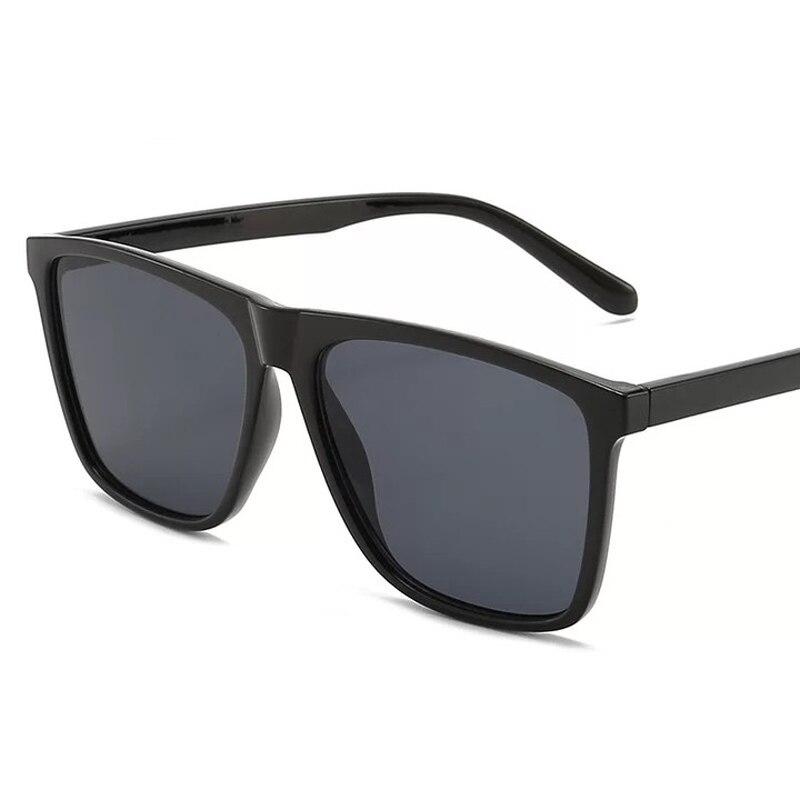 Новинка простые мужские спортивные солнцезащитные очки для улицы солнцезащитные очки для вождения мужские солнцезащитные очки винтажные ...