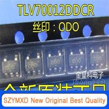 10Pcs/Lot New Original Imported original TLV70012DDCR silk screen ODO/0D0 LDO linear regulator IC SO