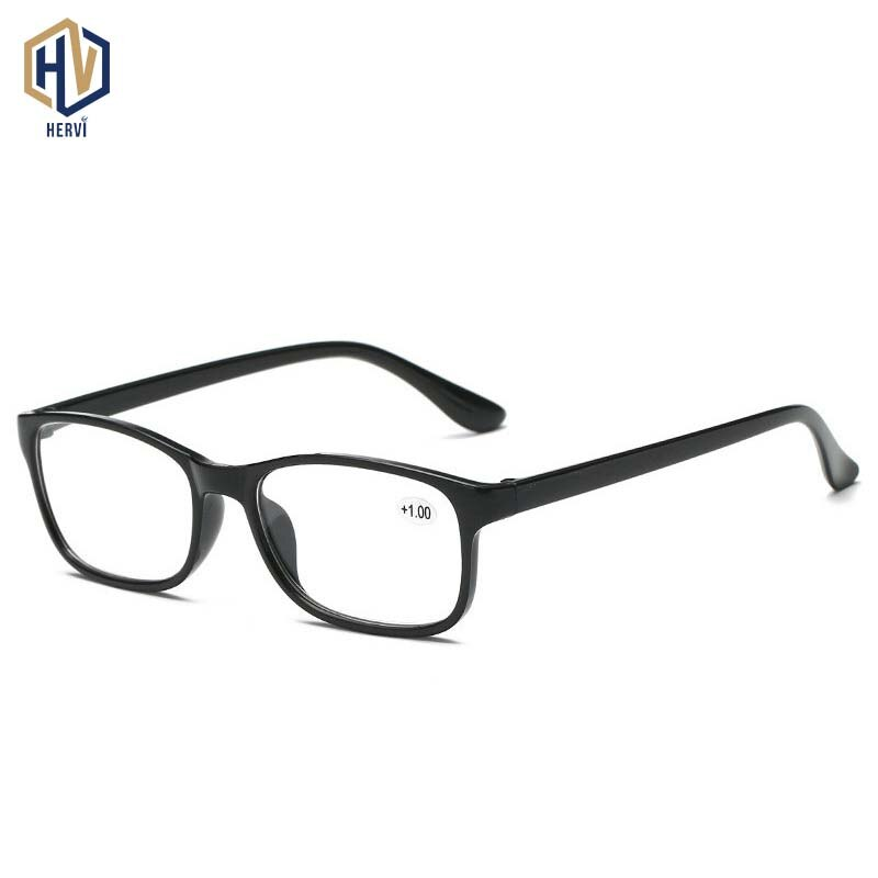 Classical TR90 Resin Reading Glasses Ultralight Women Men Eyewear Glasses Presbyopia+1.0 +1.5 +2.0 +2.5 +3.0 +3.5 +4.0