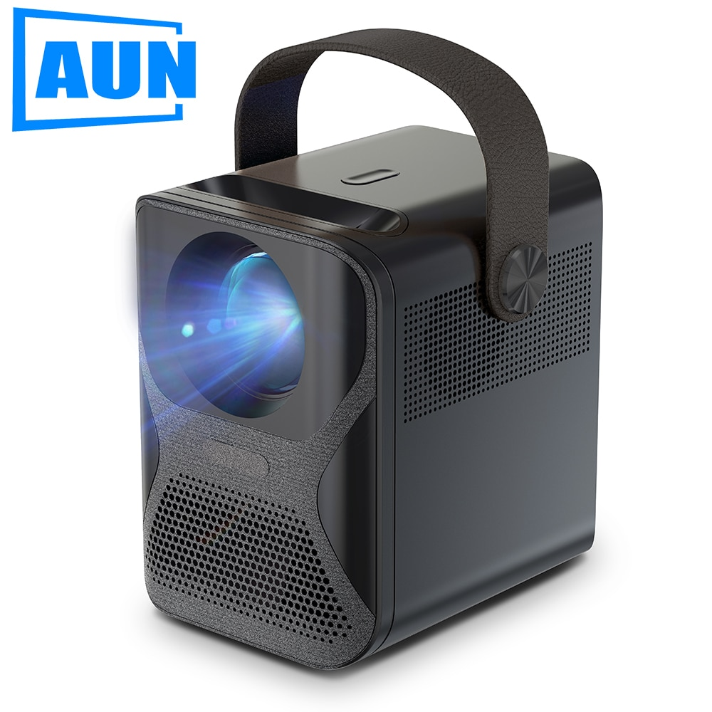 AUN ET30 Full HD 1080P Projector Home Cinema MINI Projector for Mobile Portable LED Smart Beamer ET30C WIFI Wireless Display