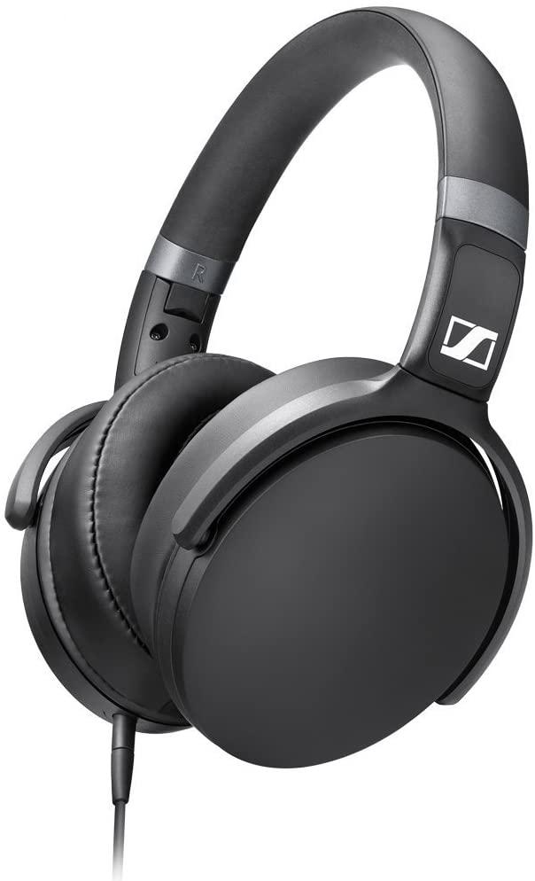 Sennheiser HD 4.30G/HD 4.30i Around-Ear Headphones Earphone Stereo Music Foldable Sport Headset Deep Bass for ios Android phone enlarge