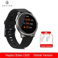 КОД: JARA500 (1500₽-500₽) Xiaomi Haylou Солнечный LS05 Smart Watch Sport металлический круглый корпус устройство для отслеживания сердцебиения во время сна, умные ...