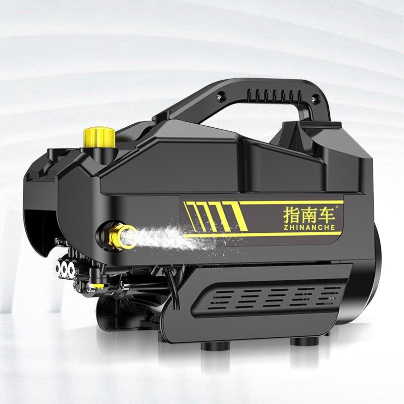 آلة غسيل السيارات ذات الضغط العالي للغاية ، مسدس ماء قوي 220 فولت لغسيل السيارات ، مضخة مياه ، تنظيف السيارة