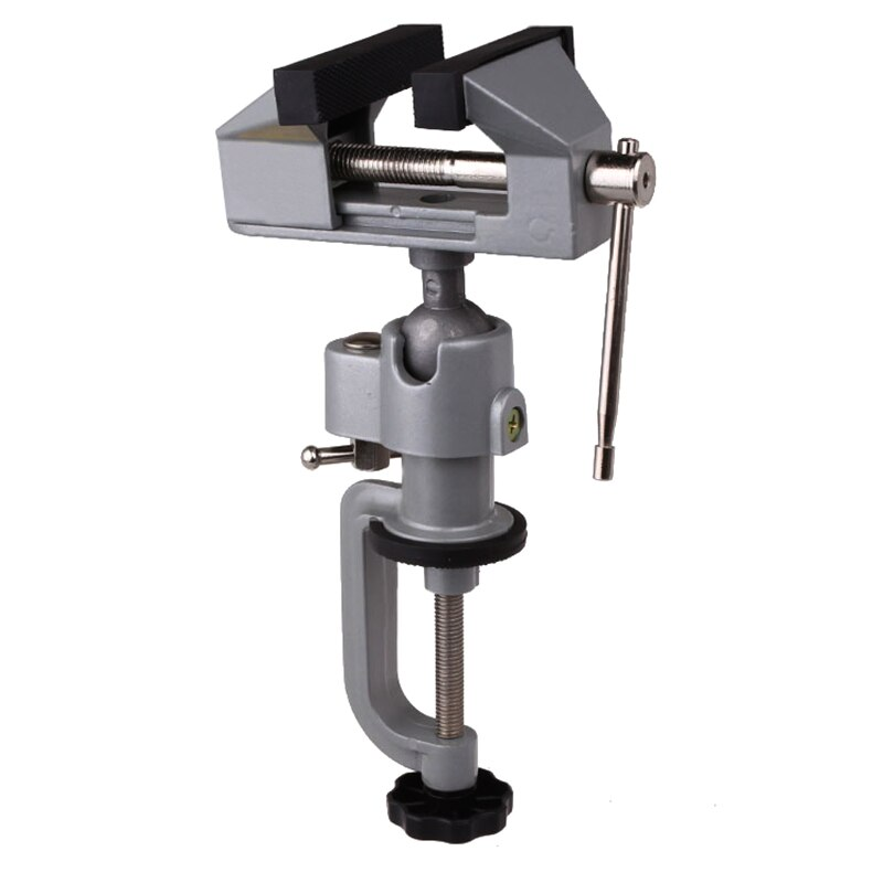 Universal Multi ángulo giratorio tabla Vice abrazadera-on amoladora Banco tornillo taladro eléctrico titular herramienta GQ