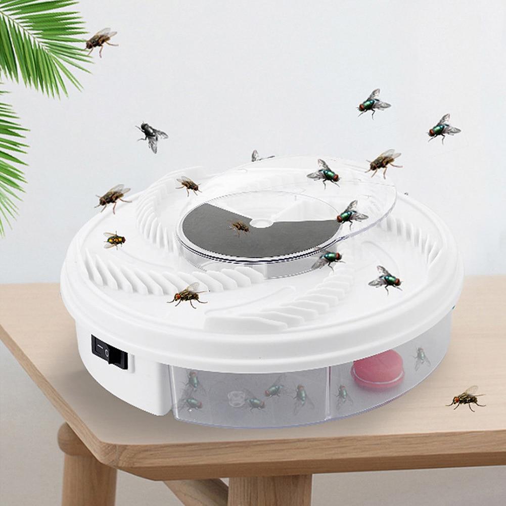 Электрическая ловушка для насекомых, USB-устройство для уничтожения насекомых, мух, москитов, автоматический прибор для лова насекомых, Садо...