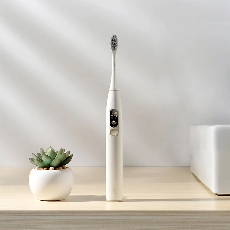 Global Version Oclean X Sonic Electric Toothbrush Adult IPX7 Ultrasonic Automatic Fast Charging Tooth Brush With Touch Screen enlarge