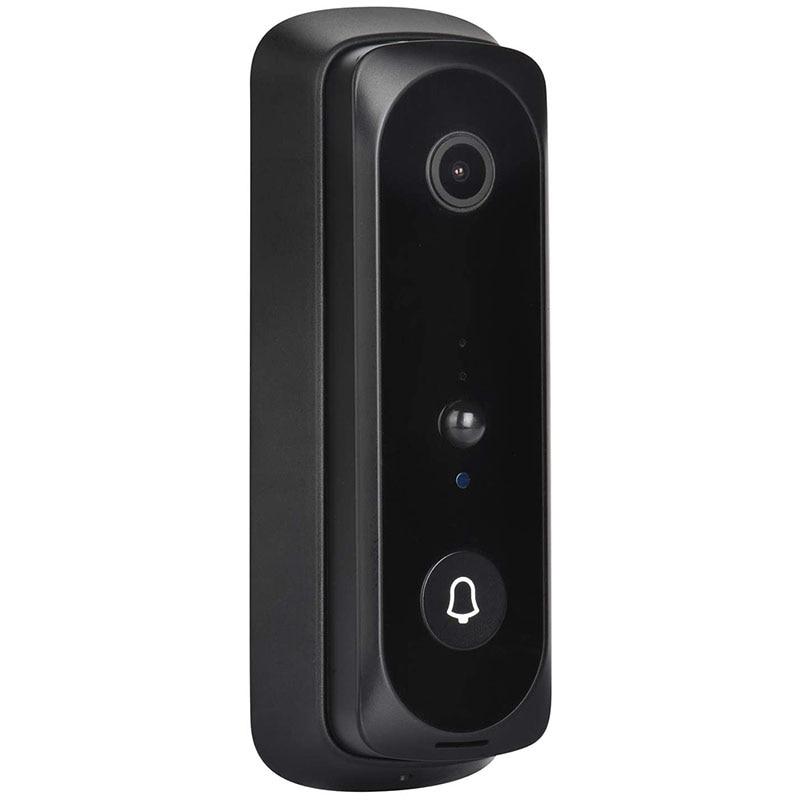 V20 Wireless Doorbell Camera With Wide Angle Night Vision Wireless Smart Door Security Camera Bells