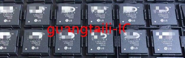 2PCS LGE2136 BGA New original authenticcircuit IC LCD chip electronic
