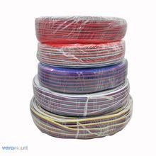 Connecteur 5050 RGBW RGB CCT broches   Extension, lot de 10 m/2 broches 3broches 4pin 5Pin 6pin 22AWG, câble électrique Stirp