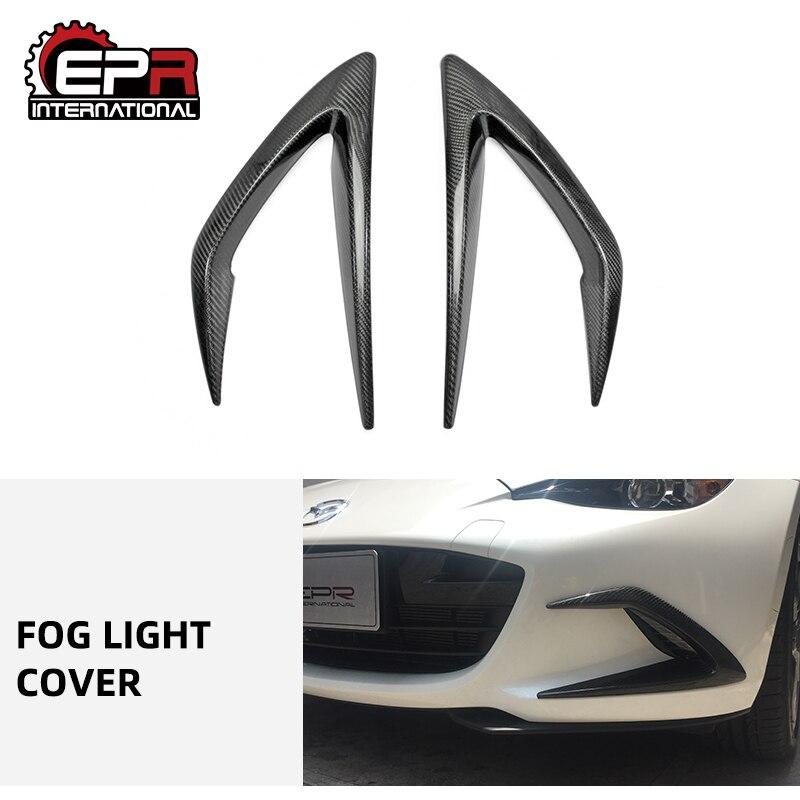 Kit de carrosserie en Fiber de verre pour pare-chocs avant en Fiber de verre FRP pour Mazda MX5 ND5RC Miata Roadster SBLZ
