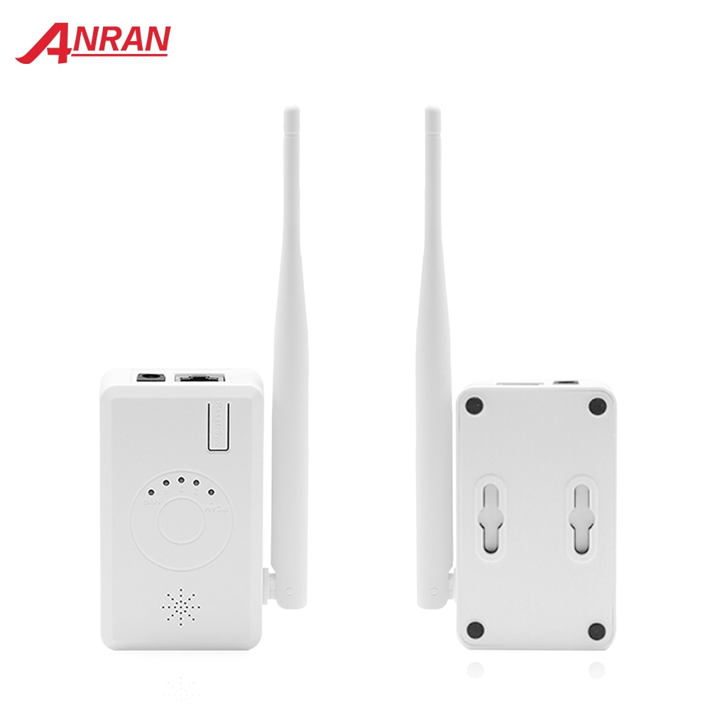 IPC Router Extend WiFi Range for Home Security Camera System Wireless ANRAN
