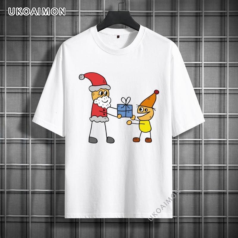 Рождественский подарок на день рождения, унисекс, дизайнерские футболки для вечеринки, облегающие футболки для фитнеса, Осенние Дешевые то...