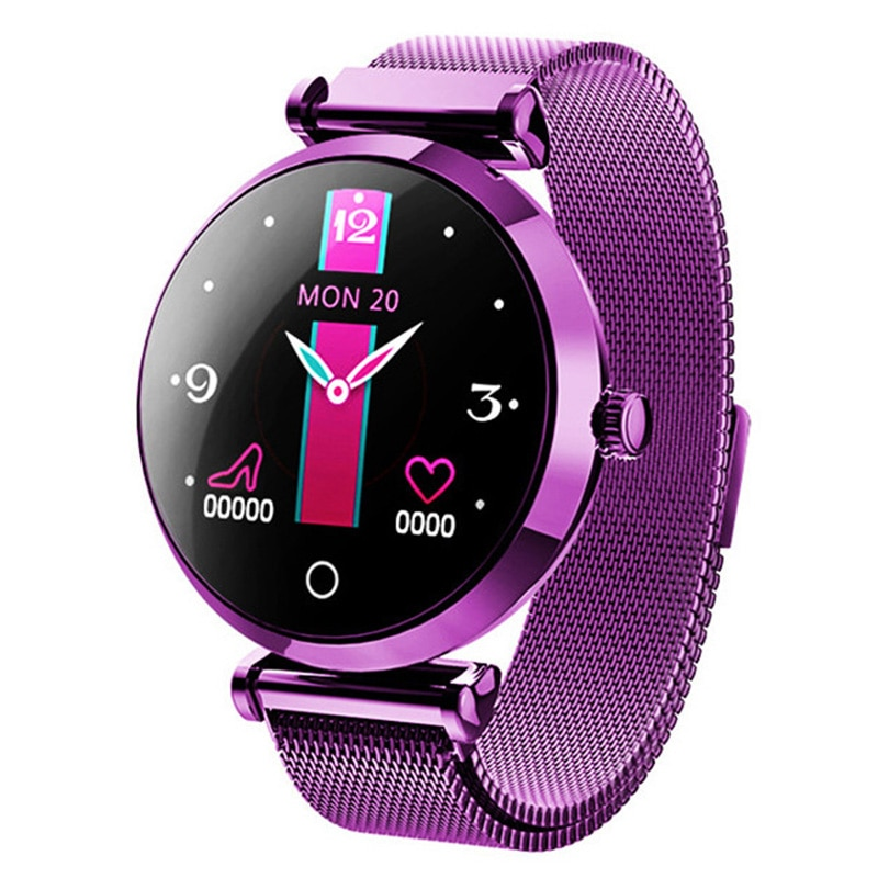 Smart Uhr Frauen Armband Wasserdicht Heart Rate Monitor Schlaf Monitor Smartwatch ForIOS Android Damen Smart Armband