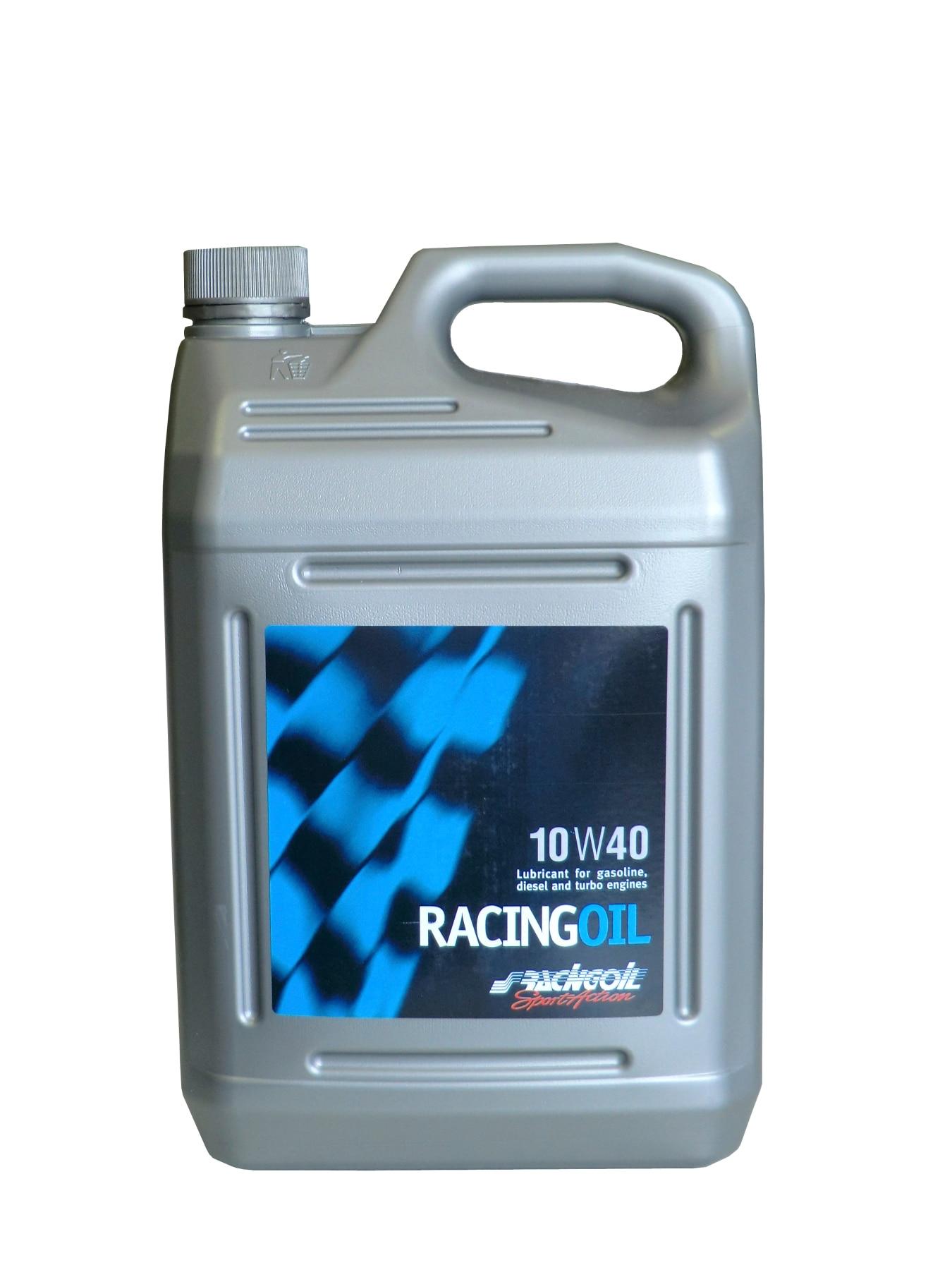 ACEITE RACING OIL 10W40 5 LITROS