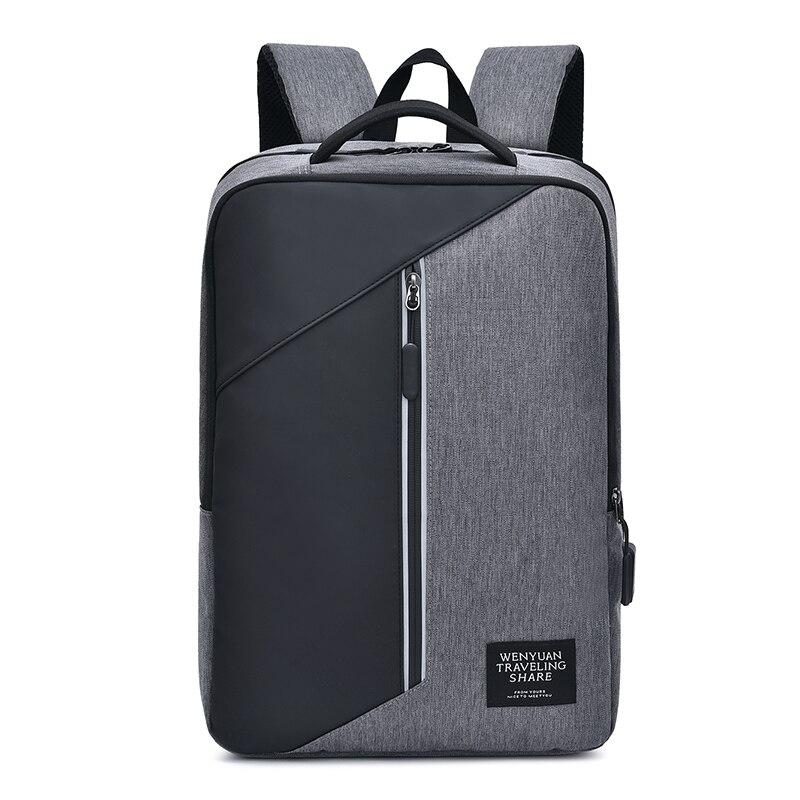 """OUBDAR mochila para ordenador portátil de 14 """", mochila para adolescentes, mochila escolar para hombre y mujer, Mochilas de viaje de gran capacidad repelentes al agua a la moda para niños"""
