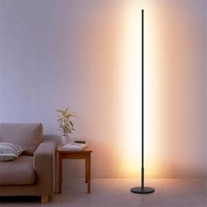 Nordic Minimalist LED Floor Lamps Standing Lamp Living Room Led floor lights Aluminum Luminaria Standing Lamps Lamparas Decorate