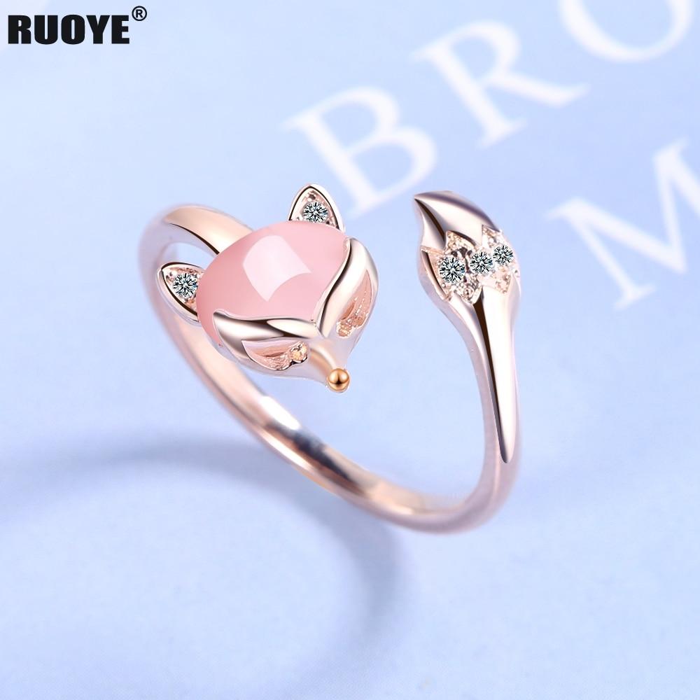 925-пробы-серебряное-кольцо-с-опалом-розовое-золото-кольцо-с-лисой-для-женщин-серебряные-ювелирные-изделия-новые-ювелирные-изделия