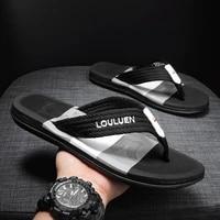 high quality brand non slip flip flops men summer beach slippers men fashion breathable casual men slippers summer outdoor