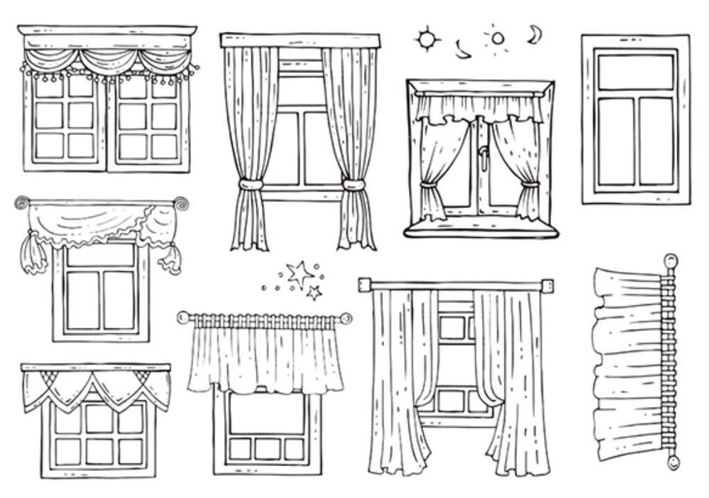 Sello transparente de ventana o sello para DIY Scrapbooking/hacer tarjetas/niños divertidos suministros de decoración A2208