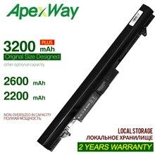 Apexway 2200 Mah 14.8V Laptop Batterij Voor Hp Probook 430 G1 G2 RA04 H6L28ET HSTNN-IB4L H6L28AA
