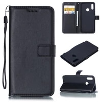 suitable for huawei phone p20 p9lite 2018 p20pro y3 2017 y5 2017 honor6c 5x 6x 8 nova3e flap leather shell huawei p20 case