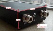 Feito por bg7tbl NWT500-N conector varredura freqüência analisador medidor de freqüência de amplitude dc12v 50 k a 550 m interface usb winnwt4