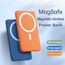 2021 NEW 10000mAh 15W Magnetic Fast Wireless  Power Bank For magsafe For iphone 12 12pro max 12mini