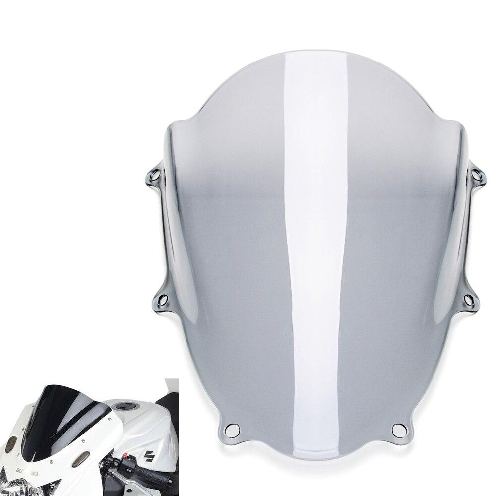 Para Suzuki GSXR1000 GSXR 1000 GSX-R 1000, 2017, 2018, 2019 parabrisas deflectores de viento de parabrisas viento protector de pantalla