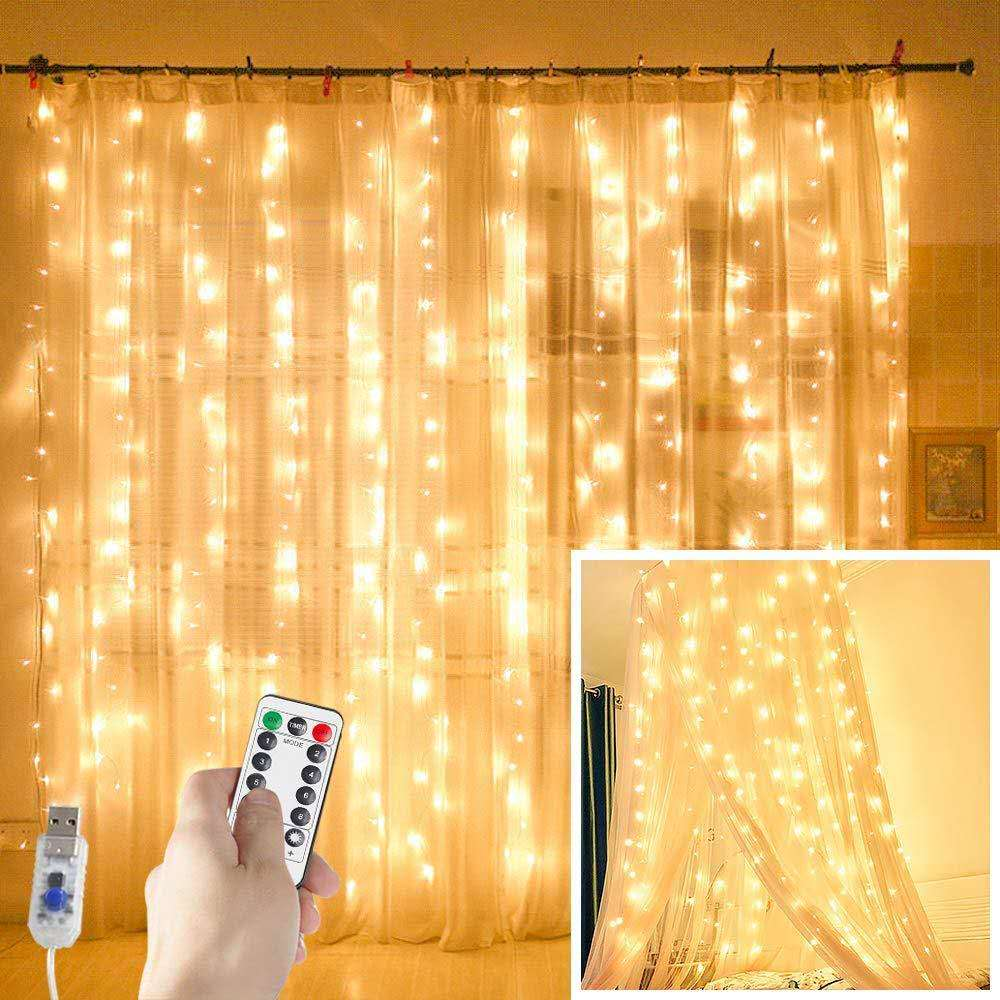 kzkrsr 3 5m 0 5m 3m 3m 6m 3m led curtain icicle string light led fairy lamp for christmas holiday wedding party garland decor LED Curtain Fairy Light LED String Lights 3M Christmas Garland Decoration Lights Party Garden Home House Birthday Wedding Decor